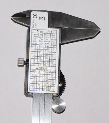 Electronic Digital Vernier Caliper 150 mm