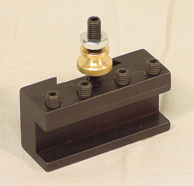 Quick Change Standard Holder for 1/4 to 1/2 inch Square Tools