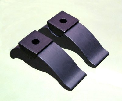 Mill Clamp Set 2.7 inches - 2 pieces