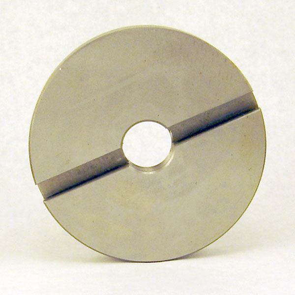 Face Plate 3-1/4 inch Diameter 3/4-16 Thread