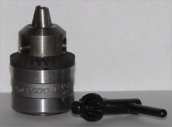 1/4 inch Jacobs Drill Chuck 3/8 24 thread