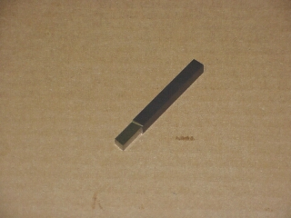 Toolbit 1/4 inch Square HSS Lefthand