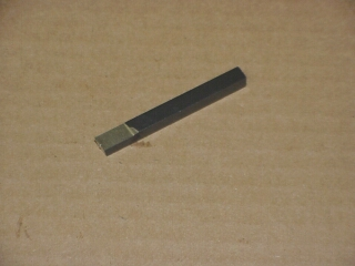 Toolbit 1/4 inch Square HSS Righthand