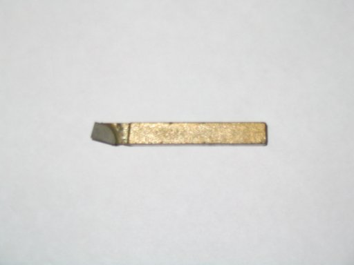 Toolbit 1/4 inch Square Carbide