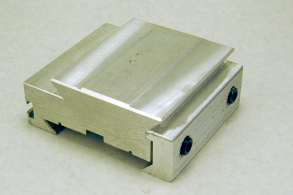Riser Block for Tailstock